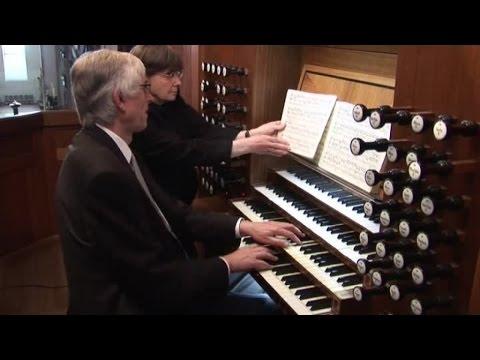 Johann Sebastian Bach - Trisonate I in E flat major, BWV 525 (Ernst-Erich Stender)