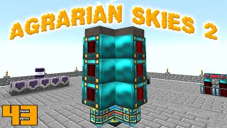 Minecraft Mods Agrarian Skies 2 - MORE POWER [E43] (Modded Skyblock)