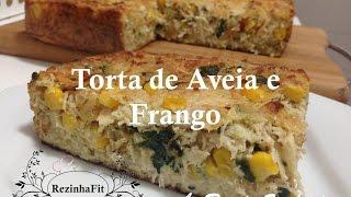 Torta De Aveia E Frango