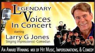 Singing Impressionist - Motown Impersonation -Jackie Wilson Celebrity Impersonator