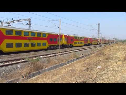 Ac Double Decker With Brc Wap-4e. video