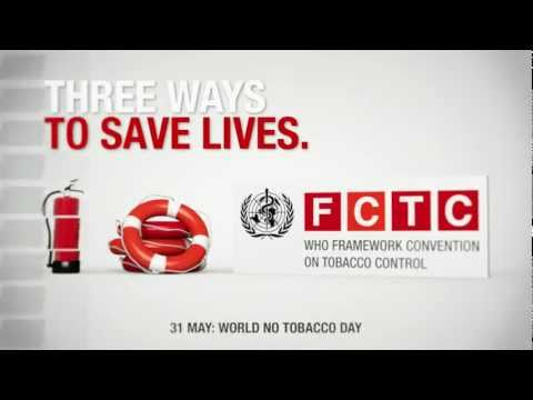 WHO: World No Tobacco Day 2011 PSA