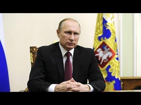 Putin firma una polémica ley antiterrorista, que controlará todas las comunicaciones de teléfono?