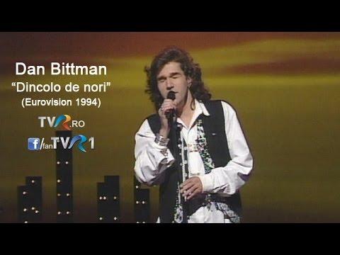 Dan Bittman - Dincolo de nori (Eurovision Song Contest 1994)