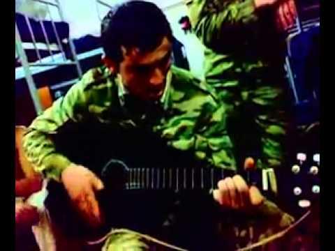 Военные, армейские песни - Как жаль