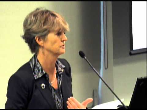 Climate and Food Security Seminar - Dec 1, 2010 - Ann Tutwiler