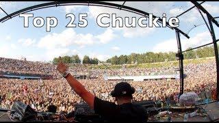 [Top 25] Best Chuckie Tracks [2017]