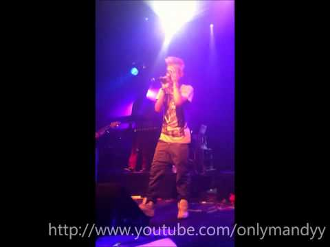 Daniele Negroni - Easy 2 Love Hamburg Knust (bulletproof-tour 12.09.2013) video