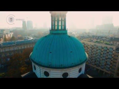 Dzwony Reformacyjne Dla Parafii Ewangelicko-Augsburskiej Świętej Trójcy W Warszawie