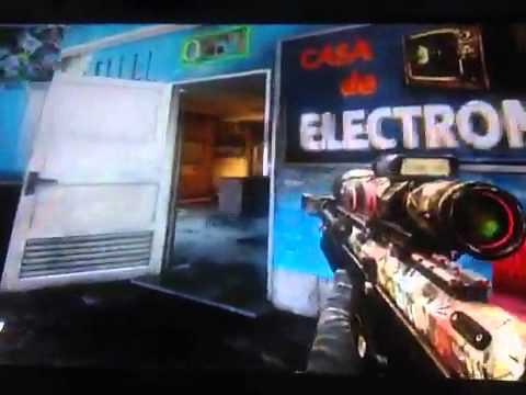 Call of duty black ops: awesome Gameplay in Slums
