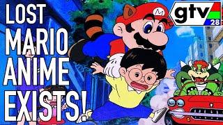 Lost Super Mario Bros Movie ?Traffic Safety? Found! - Gaijillionaire's Club - GTV