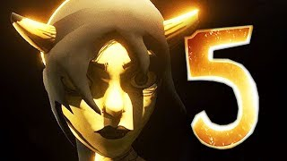 Bendy and the Ink Machine THE LAST CHAPTER! (Chapter 5)