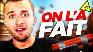 ON L'A FAIT ! (ft. Squeezie, Gotaga, Micka, Doigby)