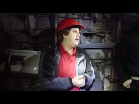#sienteTeruel - en el interior de una mina