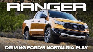 2019 Ford Ranger Pickup: Fun times in the dirt   First Drive