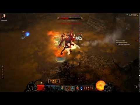 Diablo 3 - Patch 1.05 - New Barb Builds