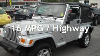 2006 Jeep Wrangler X X 2dr SUV for sale in Midlothian, IL