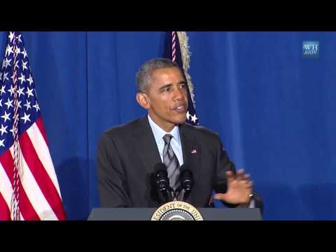 Obama On $3.99 Trillion Budget- Full Speech
