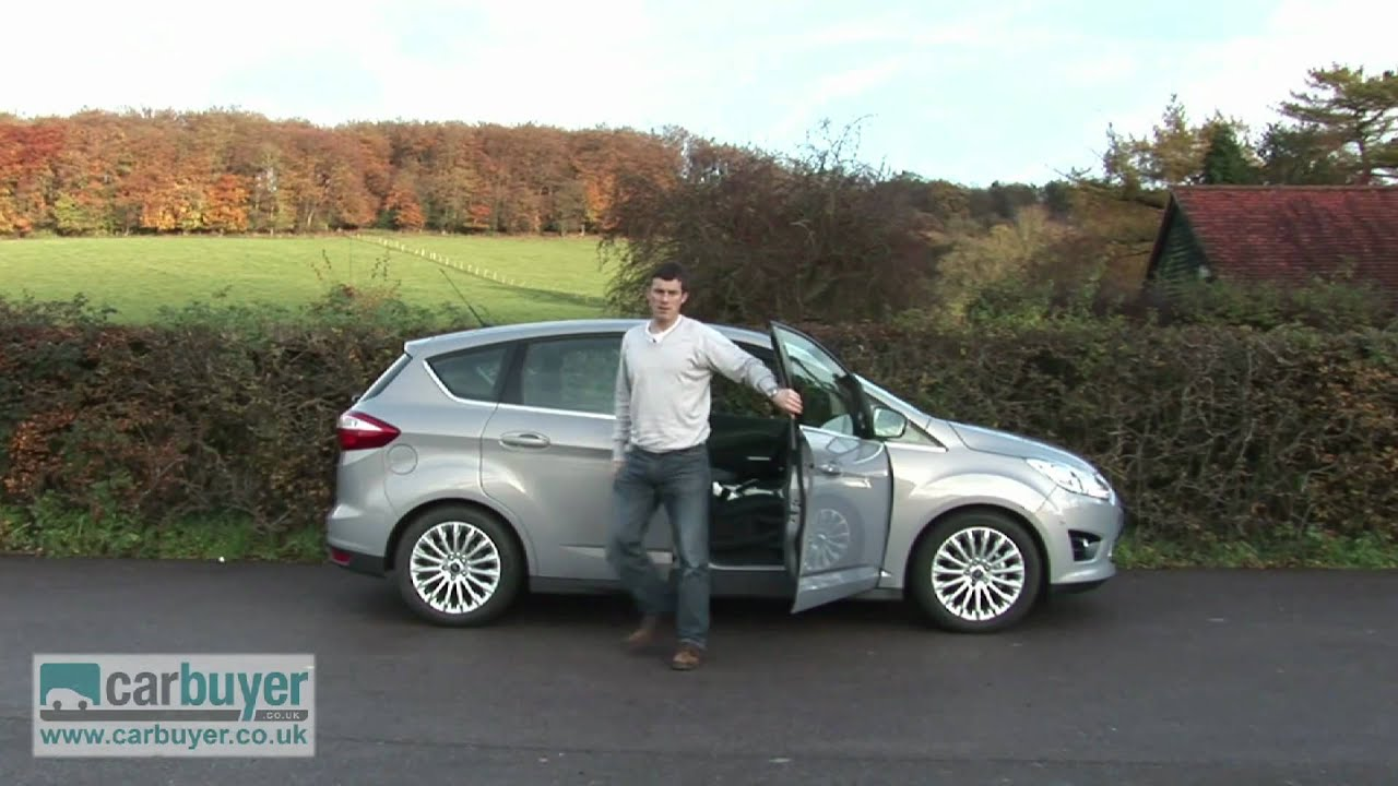 Review Ford C Max >> Ford C-MAX MPV review - CarBuyer - YouTube