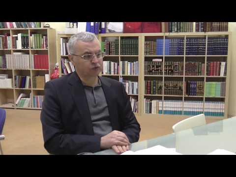 Prof. Dr. Ahmet Akgündüz - Arapça Fıkh Usulü 1. Ders