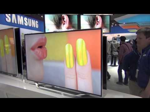 Samsung TV LED Serie 6. 7. 8 - Samsung TV Ultimate super OLED sensation