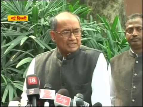 MPPEB scam: Digvijaya Singh submits documents to STF