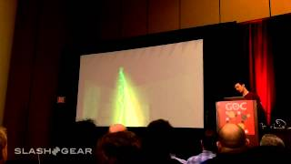 PS4 Project Morpheus DS4 controller demos eyes-on (part 3)