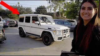 MY G WAGON IS BACK!! | Nicolette Gray