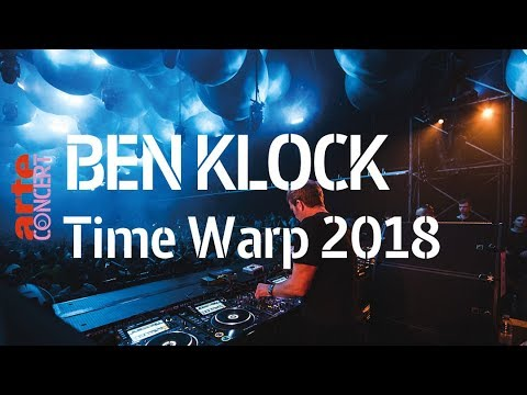 Ben Klock – Time Warp 2018 (Full Set HiRes) – ARTE Concert
