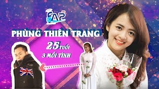 Hotgirl FAPtv Phùng Thiên Trang diện áo dài duyên dáng quyết tâm cưa đổ chàng du học sinh Anh Quốc😍
