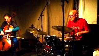 BUTCHER  TURNER  MARSHALL at CAFE OTO  AUGUST 2017  # 2