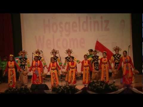 TOKECANG Dance HD - Adik Irma - CIOFF Indonesia