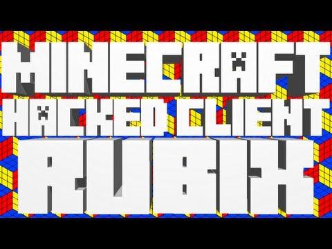 Minecraft - 1.4.7 Hacked Client - Rubix - WiZARD HAX