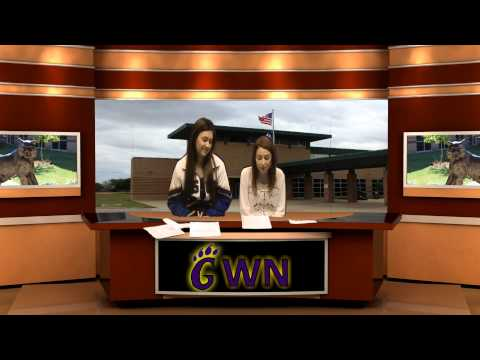 Godley High School 2/8/15 News