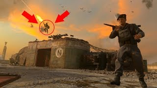 WORLD'S BEST HIDING SPOT EVER!!!! HIDE N' SEEK ON *WW2*