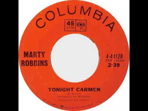 Marty Robbins - Tonight Carmen