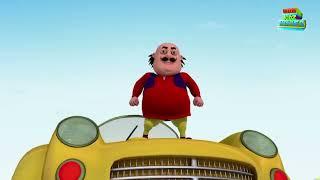 36 Ghante Race Against Time - Motu Patlu | Most popular Movies For Kids | Movie | WowKidz Movies