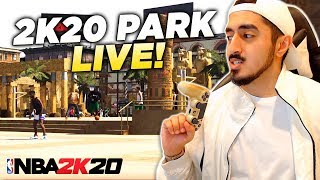 NBA 2K20 - Park Gameplay with Tyceno LIVE!