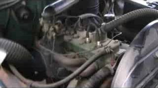 Studebaker Champion Restoration - First Look