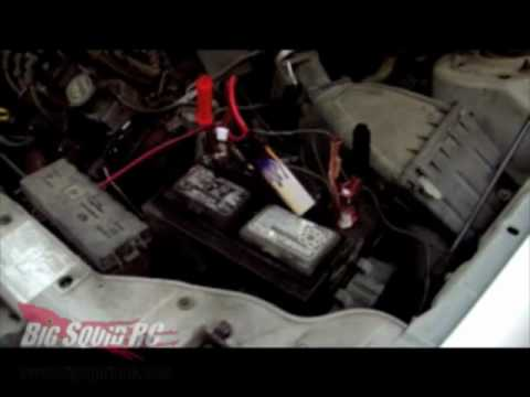 Starting a Car with a LiPo Battery