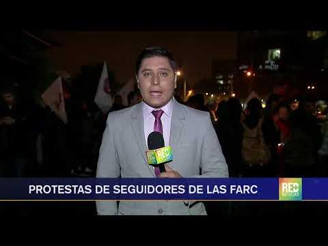 RED+ | Papá de Carolina Gómez, entre los capturados en operativo contra alias Jesús Santrich
