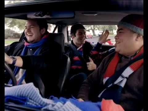 """Drink Drive """"Sports Fans"""" LTSA New Zealand"""
