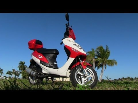 Chinese Scooters...Gear and Motor oil changing tips