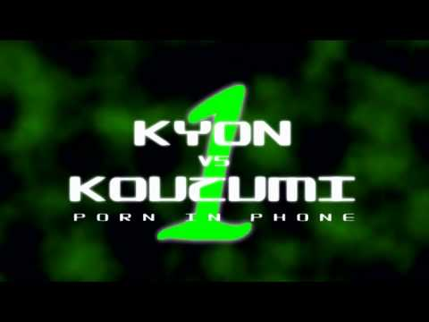 Koizumi Vs Kyon - Porn In Phone video
