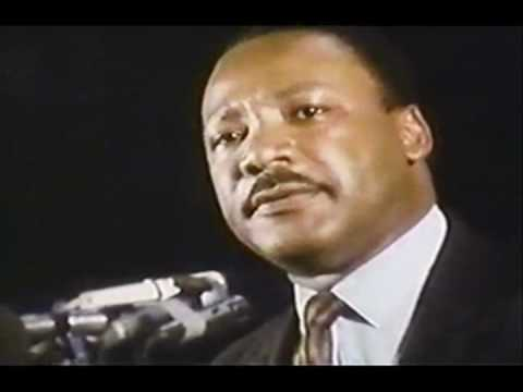 Martin Luther King Jr. The Last Speech Appearance From 1968 video
