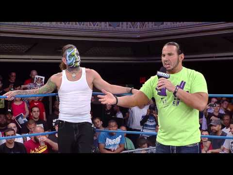 Team 3D And the Hardys Kick off IMPACT WRESTLING (Aug. 14, 2014)