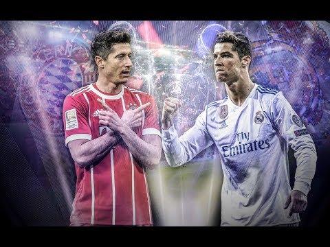 Bayern Munich vs Real Madrid ● The Revenge ● Trailer ●  PROMO 2018 thumbnail