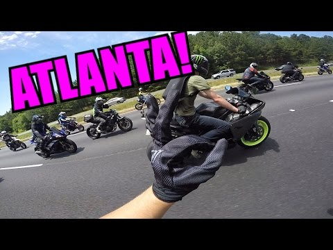 Walterrific & Dan Take Over Atlanta! (#2016GAMOTOMEETUP)