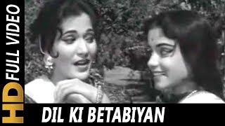 Dil Ki Betabiyan | Lata Mangeshkar | Raaka 1965 Songs | Praveen Paul