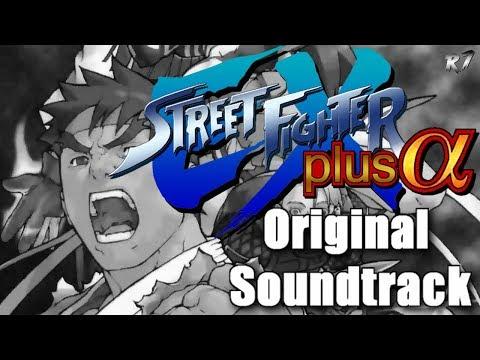 Street Fighter EX Plus Alpha Original Soundtrack   High Quality